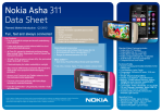 Nokia Asha 311 data sheet 01062012_at
