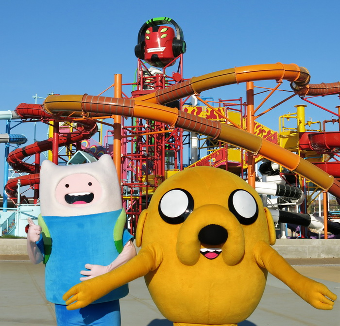 cartoonival with finn_jake