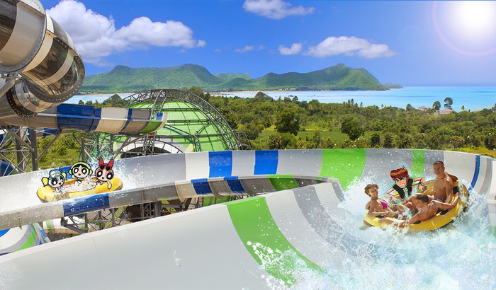 omnitrix_family_raft_ride