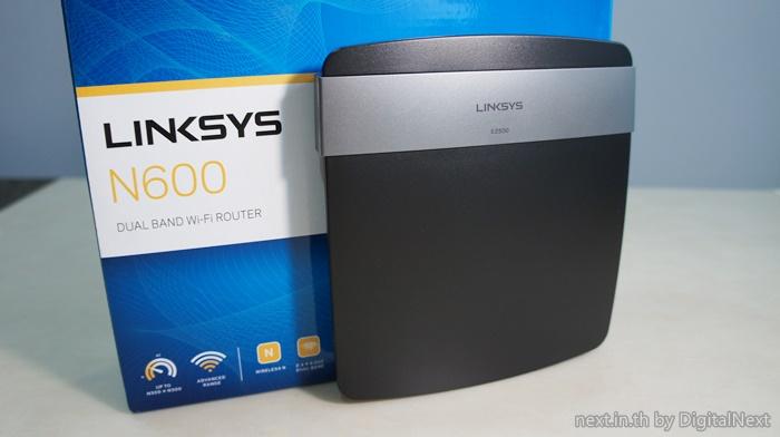รีวิว Linksys E2500 N600 Dual-Band Wireless Router   DigitalNext Blog